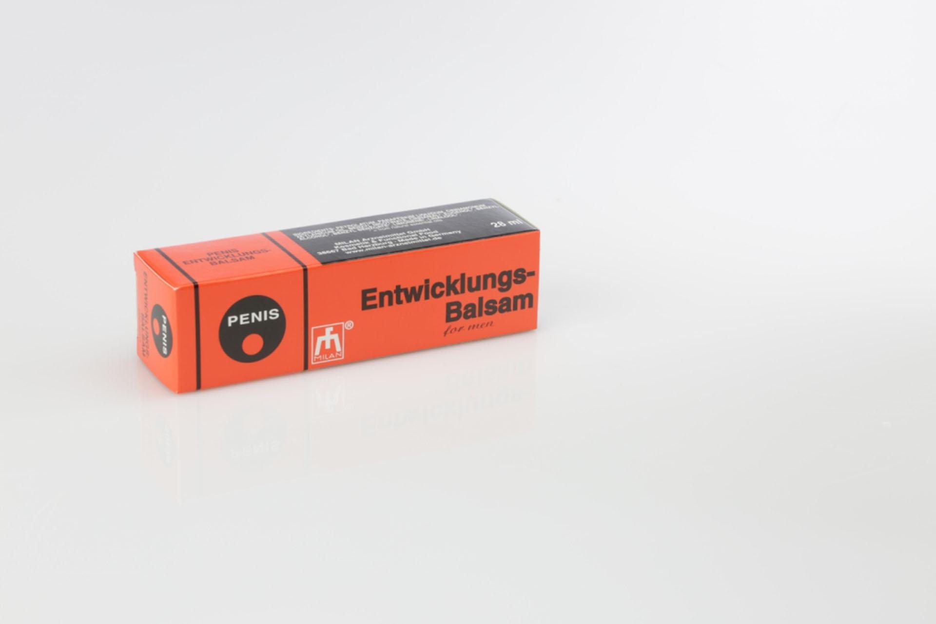 24 - Penis-Entwicklungs-Balsam